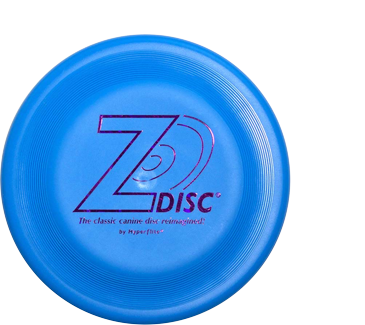 Hyperflite Z-Disc Blue